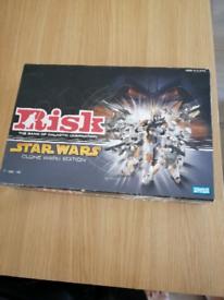 Risk Star Wars Clone Wars Edition