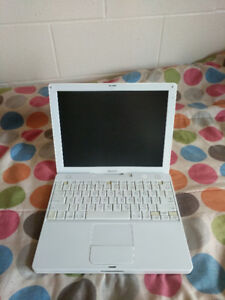iBook G4 - Perfect Apple or Mac Collector's Item