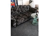 Designer sofa bed £119 includes delivery