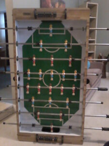 Sportcraft Foosball table regulation size
