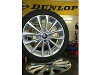"16"" original ford alloys x4"