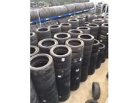TYRES FITTED - Tyre Shop . New & Used Part Worn Tyres . PartWorn tires