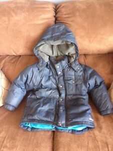 Winter boy's jacket LIKE NEW (size 4)! Baby Gap brand!