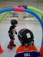 LEARN - TO - SKATE  LESSONS