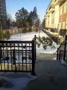 Furnished Townhouse in North York( Bathurst/ Finch / Steeles