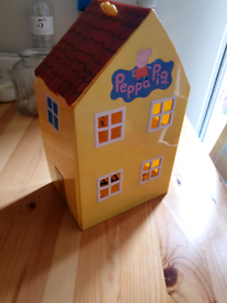 Peppa pig play house for children kids toy