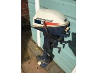Evinrude 4hp outboard