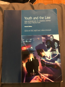 Youth and the Law Textbook