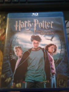 Blu Ray Harry potter et le prisonier d'azkaban