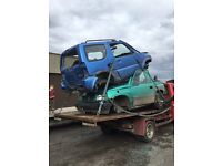 SCRAP CARS VANS BROUGHT IN CHESTERFIELD SHEFFIELD 7 DAYS AWEEK