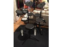 *SOLD* Roland V-Drums TD-6V Drum Kit & All Accessories