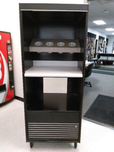 Microwave Stand / Cabinet With Storage and Light