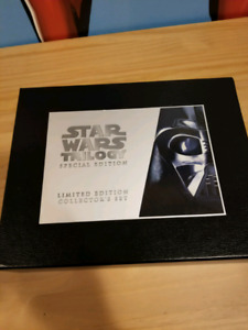 Star Wars Trilogy Special Edition - Limited Edition Collector's