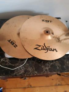 Zildjian High Hats