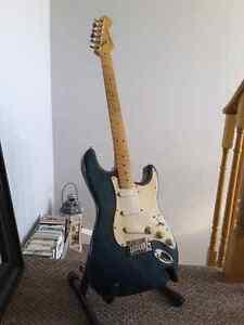 FS/FT: 1989 Fender Deluxe American Standard Stratocaster