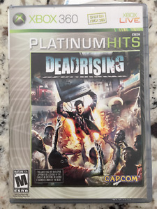 Dead Rising for the XBox 360