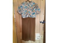 About the girl 60s pencil dress size 12 (m)