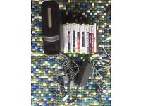 Xbox 360 120gb HDD with 15 amazing games (no controllers)