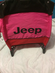 Jeep doll Play pen