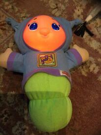 Playskool Lullaby Gloworm Aged from Birth