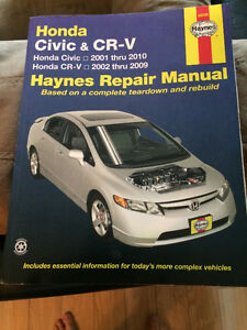 honda civic 2010 repair manual