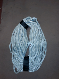 Boat ropes as new
