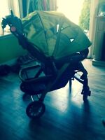 Stroller with bonus car seat and base