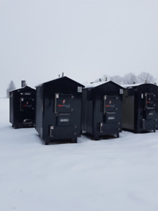 HeatMaster-  Outdoor wood furnaces