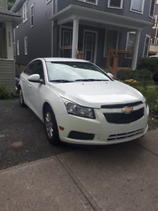 Car for sale - 2011 Chevy Cruze - $6500 Negotiable