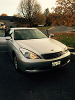 2003 Lexus ES 300 Sedan 2nd owner with Safety and Etested
