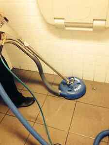 Ceramic grout cleaning concrete& carpet cleaning VCT Cambridge Kitchener Area image 4