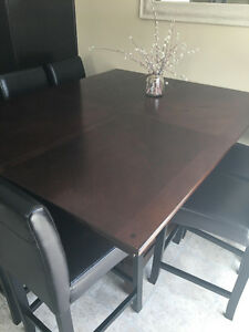 Large Table and 6 Chairs for Sale
