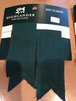 Green kilt flashes- new