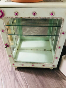Shabby chic first aid cabinet