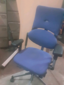 Steelcase Strafor executive office chair