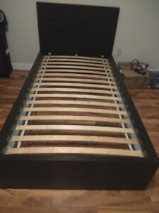 twin size bed and mattresses