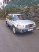 05 Forester, July 2019 rego, RWC incl. Kuraby Brisbane South West Preview