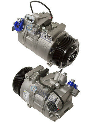 New A/C AC Compressor Fits: BMW M3 M5 M6 525 530 See Chart For Compatibility
