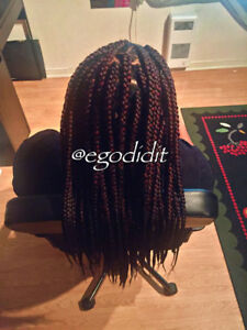 Natural Hair Care + Protective Styling: BRAIDS, TWISTS, CROCHET