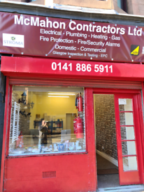 Electrical Contractor fully qualified and experienced