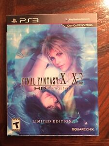 Final Fantasy X HD Limited Edition - PS3