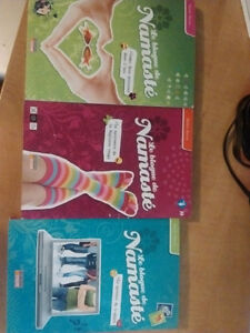 Livres pour filles: le blogue de Namasté, etc..5$chaque
