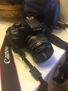 Canon Rebel XS 2008