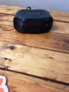 Alarm clock no radio