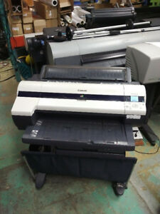 Canon iPF 610 plotter/ printer for sale.