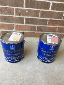 Paint - One new can of Sherwin-Williams Super Paint