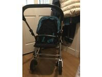Mamas and Papas Teal Urbo from birth Pram - open to offers