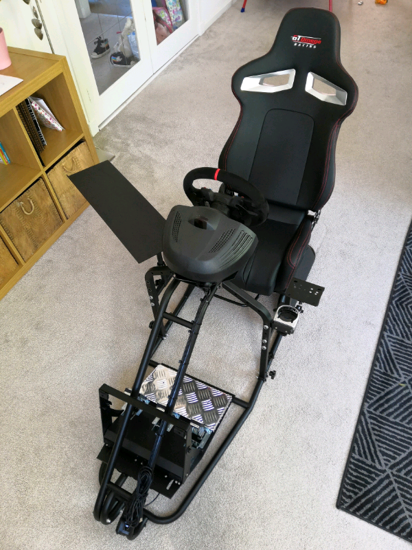 Thrustmaster TX Wheel, 599XX Rim, TP3a Pro Pedals and GT Omega Pro   in  Whitburn, West Lothian   Gumtree