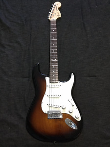 Fender American Special Stratocaster 2015