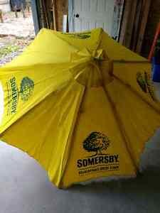 Patio umbrella Kitchener / Waterloo Kitchener Area image 1